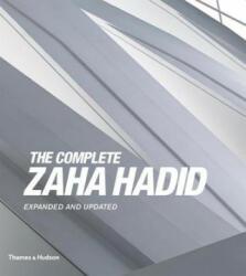 Complete Zaha Hadid (ISBN: 9780500343357)