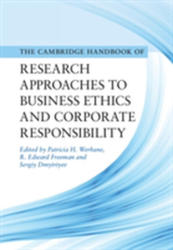 Cambridge Handbook of Research Approaches to Business Ethics and Corporate Responsibility (ISBN: 9781107150690)