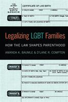 Legalizing LGBT Families (ISBN: 9781479811816)