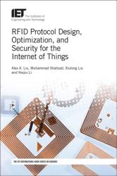 RFID Protocol Design Optimization and Security for the Internet of Things (ISBN: 9781785613326)