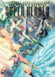 Absolute Justice League The World's Greatest Superheroes By Alex Ross & Paul Dini (ISBN: 9781401273705)