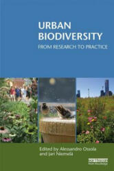 Urban Biodiversity - From Research to Practice (ISBN: 9781138224391)
