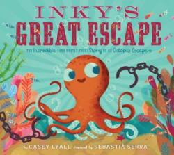 Inky's Great Escape (ISBN: 9781454926351)