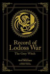 Record of Lodoss War The Grey Witch (ISBN: 9781626925700)