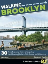Walking Brooklyn - Adrienne Onofri (ISBN: 9780899978031)