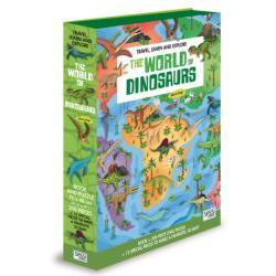 World of Dinosaurs - ALBERTO BORGO (ISBN: 9788868605063)