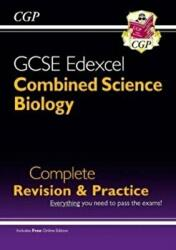 Grade 9-1 GCSE Combined Science: Biology Edexcel Complete Revision Practice with Online Edn (ISBN: 9781782948773)