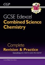 New Grade 9-1 GCSE Combined Science: Chemistry Edexcel Complete Revision & Practice with Online Edn. (ISBN: 9781782948780)