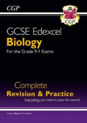 New Grade 9-1 GCSE Biology Edexcel Complete Revision & Practice with Online Edition (ISBN: 9781782948803)