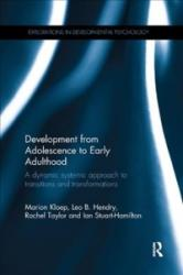 Development from Adolescence to Early Adulthood (ISBN: 9780815357025)
