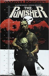 Punisher By Garth Ennis Omnibus - Garth Ennis (ISBN: 9781302907884)