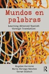 Mundos en palabras - Angeles Carreres, Maria Noriega-Sanchez (ISBN: 9780415695374)