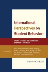 International Perspectives on Student Behavior - What We Can Learn (ISBN: 9781475814835)