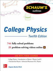 Schaum's Outline of College Physics, Twelfth Edition (ISBN: 9781259587399)