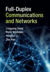 Full-Duplex Communications and Networks (ISBN: 9781107157569)