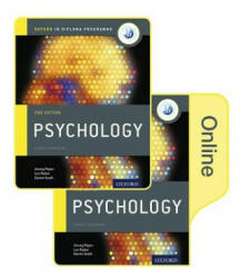IB Psychology Print and Online Course Book Pack: Oxford IB Diploma Programme (ISBN: 9780198398165)