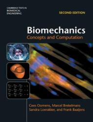 Biomechanics - OOMENS CEES (ISBN: 9781107163720)