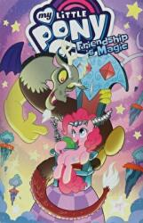 My Little Pony Friendship Is Magic Volume 13 - Christina Rice, Thom Zahler, Agnes Garbowska (ISBN: 9781684050291)