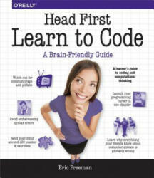 Head First Learn to Code (ISBN: 9781491958865)