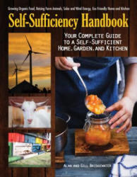 Self-Sufficiency Handbook - Alan Bridgewater (ISBN: 9781620082348)