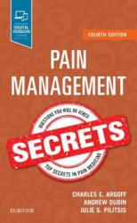 Pain Management Secrets (ISBN: 9780323277914)