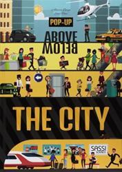 Pop Up Above Below: The City - ALBERTO BORGO (ISBN: 9788868606411)