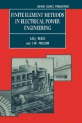 Finite Element Methods in Electrical Power Engineering (ISBN: 9780198565048)