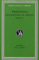 Description of Greece - Pausanias (ISBN: 9780674991040)