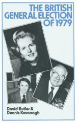 British General Election of 1979 (ISBN: 9781349047574)