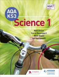 AQA Key Stage 3 Science Pupil Book 1 (ISBN: 9781471899928)