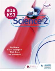 AQA Key Stage 3 Science Pupil Book 2 (ISBN: 9781471899980)