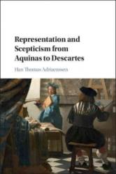 Representation and Scepticism from Aquinas to Descartes (ISBN: 9781107181625)