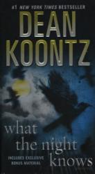 Dean R. Koontz: What the Night Knows (2011)