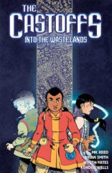 The Castoffs Vol. 2: Into the Wastelands (ISBN: 9781941302323)