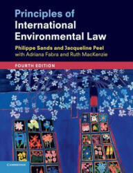Principles of International Environmental Law (ISBN: 9781108431125)