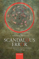 Scandalous Error (ISBN: 9780198799559)