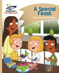 Reading Planet - A Special Feast - Gold: Comet Street Kids (ISBN: 9781510411654)