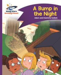 Reading Planet - A Bump in the Night - Purple: Comet Street Kids (ISBN: 9781510411982)