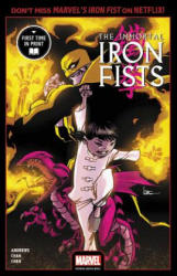 Immortal Iron Fists - Kaare Andrews, Afu Chan (ISBN: 9781302905361)