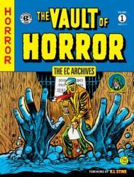 Ec Archives, The: The Vault Of Horror Volume 1 - Al Feldstein, Johnny Craig, Various (ISBN: 9781616559946)