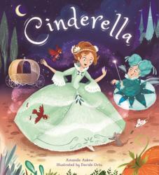 Storytime Classics: Cinderella (ISBN: 9781784932138)