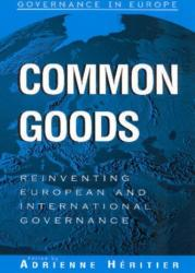 Common Goods - Reinventing European Integration Governance (ISBN: 9780742517011)