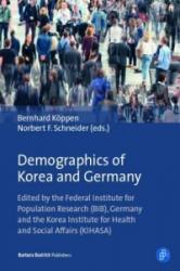 Demographics of Korea and Germany (ISBN: 9783847421528)