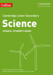 Cambridge Checkpoint Science Student Book Stage 8, Paperback (ISBN: 9780008254667)