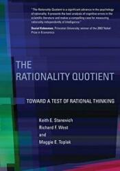 Rationality Quotient - Toward a Test of Rational Thinking (ISBN: 9780262535274)