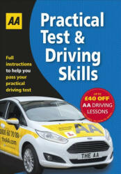 Practical Test & Driving Skills - AA Driving Test Books (ISBN: 9780749579296)