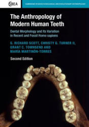 Anthropology of Modern Human Teeth - Dental Morphology and Its Variation in Recent and Fossil Homo sapien (ISBN: 9781107174412)