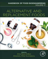 Alternative and Replacement Foods (ISBN: 9780128114469)