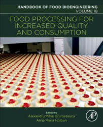 Food Processing for Increased Quality and Consumption (ISBN: 9780128114476)