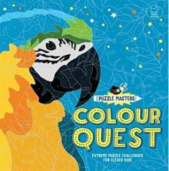 Puzzle Masters: Colour Quest - Amanda Learmonth (ISBN: 9781780554853)